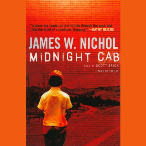 Midnight Cab audiobook cover art