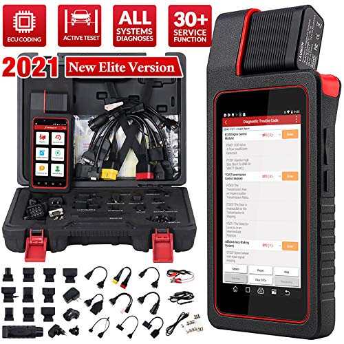 LAUNCH X431 Diagun V (Same Functions with Launch x431 V+) Bidirectional Scan Tool All System Diagnostic Tool with ECU Coding,Key Program, Active Test, 30+ Relearn Reset Service, 2 Years Free Update