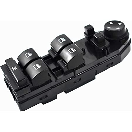 61313414355 Driver Window Lifter,Mirror Switch Control Unit Fit for 2004-2010 BMW E83 X3 2.5 3.0
