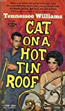 CAT ON A HOT TIN ROOF - Signet Book - New American Library