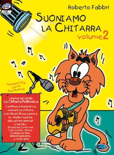Suoniamo la chitarra. Con CD (Vol. 2)
