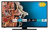 HITACHI F43E4200 43 Zoll Fernseher (Full HD, Smart TV, Prime Video/Netflix/YouTube, Works with Alexa, Bluetooth, Triple-Tuner, PVR)