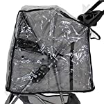 Easipet Rain Cover Pet Stroller 13