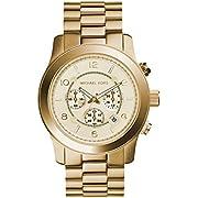 Michael Kors MK8077 Gold-Tone Men's Watch
