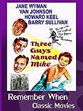 Three Guys Named Mike - 1951