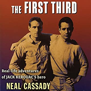 The First Third & Other Writings audiobook cover art