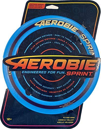 Aerobie- Sprint Ring Flywheels, 6046394, Blue