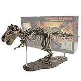 WDSWBEH Dinosaurio Juguete Dinosaurios Figuras Modelo 70 Cm / 27.5', Kit De Dinosaurios Conjunto De Excavación Realista Animales Regalos De Juguetes Juguetes Educativos para Niños Chicas