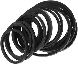 Jilin 20PCS 25-170mm Assorted Common Rubber Belt Mix Cassette Tape Drive Belt for DVD