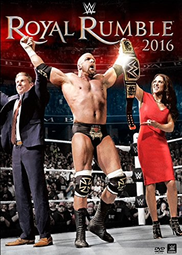 WWE: Royal Rumble 2016 (DVD)
