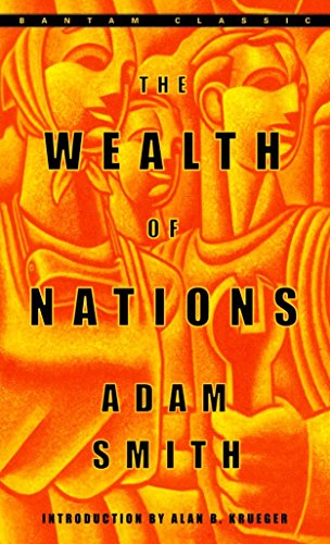 Real Estate Investing Books! - The Wealth of Nations (Bantam Classics)