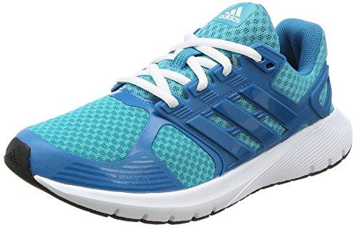 adidas Duramo 8 W, Zapatillas de Running para Mujer, (Azuene/Petmis/Negbas), 38 EU