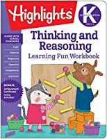 Kindergarten Thinking and Reasoning (Highlights Learning Fun Workbooks)