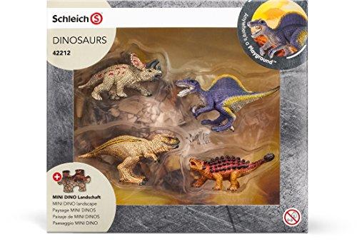 Schleich 42212 - Mini Dinos mit Puzzle Lavazone