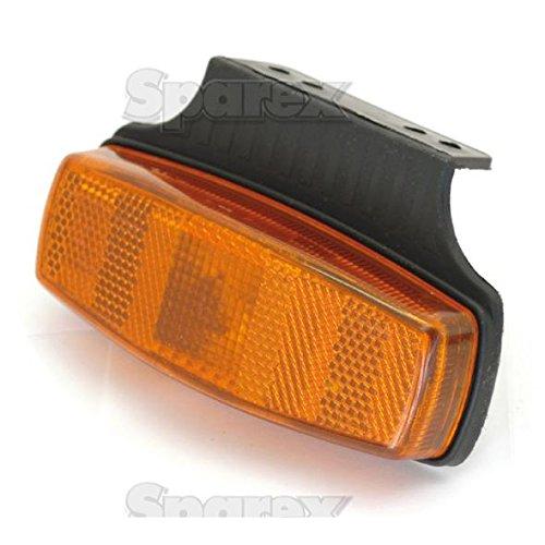 S.35519 Positionsleuchte Unterbau - für Glassockel-Glühlampe