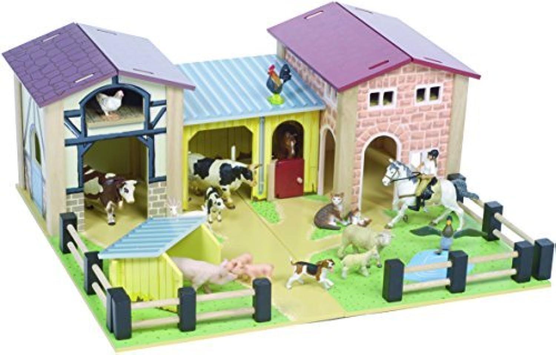 nuevo listado Le Juguete Van Farmyard by Le Juguete Van Van Van  Más asequible
