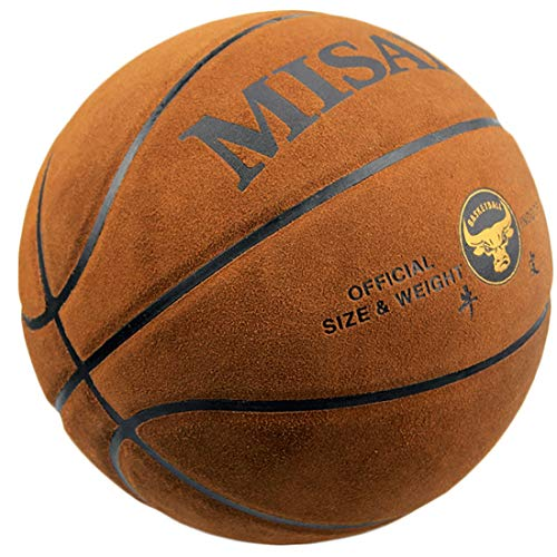 Fantastic Deal! WENPINHUI School Team Outdoor Rubber Basketball - Guiding Youth Basketball, Outdoor ...