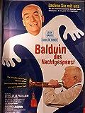 Balduin, das Nachtgespenst - Louis de Funes - Filmposter A1