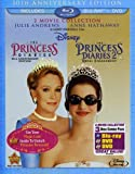 Princess Diaries 2: Movie Collection (2 Blu-Ray) [Edizione: Stati Uniti] [Reino Unido] [Blu-ray]