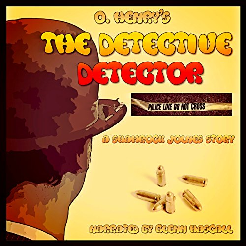 The Detective Detector cover art