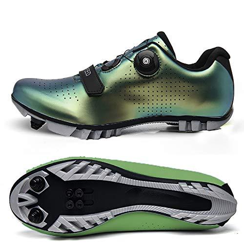 Nuevo 2021 Zapatillas de Ciclismo Extreme 3.0 MTB,con Suela de Carbono y...
