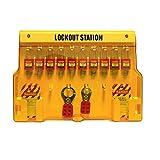 Wisamic Lockout Tagout Station mit Abdeckung