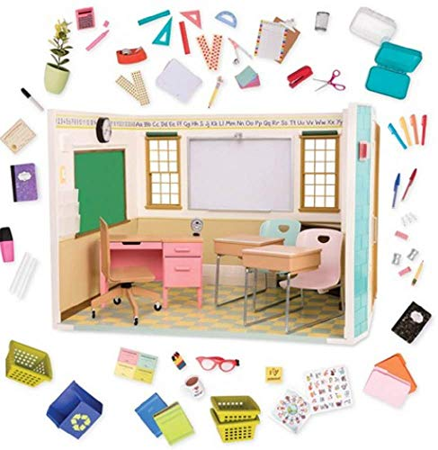Our Generation Awesome Academy School Room for 18 inch Dolls Iowa