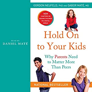 Couverture de Hold On to Your Kids