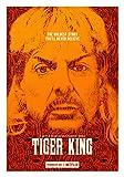 Fullfillment Posters Tiger King TV Series Documentary Movie Poster Glossy Print Photo Wall Art Joe Exotic Sizes 8x10 11x17 16x20 22x28 24x36 27x40#1 (8x10 inches)