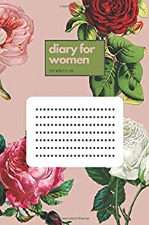 diary for women to write in: it is time for boss lady journal gift for women and girls : dairy inspirational (five star) p...