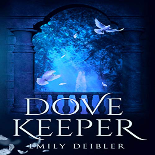 Dove Keeper audiobook cover art