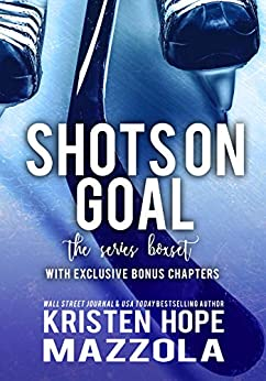 The Shots On Goal Series Box Set by [Kristen Hope Mazzola]