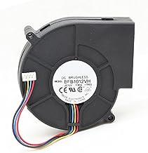 Tebuyus BFB1012VH 9733 Turbo Centrifugal Fan Blower Fan 12V 1.80A 4Pin 979733mm Cooling Fan