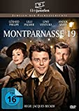 Montparnasse 19 - mit Gérard Philipe & Lilli Palmer (Filmjuwelen) [Alemania] [DVD]