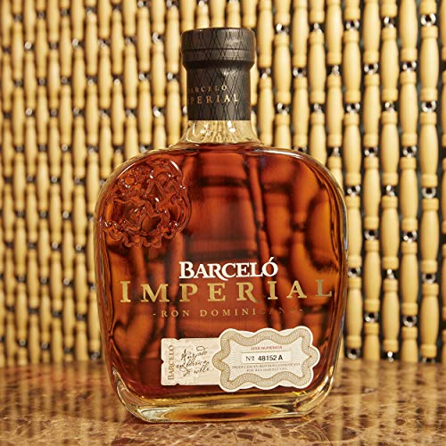 Barcelo Ron Imperial Dominicano Rum (1 x 0.7 l) in Geschenkverpackung - 8