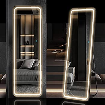 Best floor mirror with lights Reviews