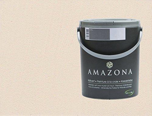 Amazona Kreidefarbe Antikweiß 0,75 l für Shabby Chic