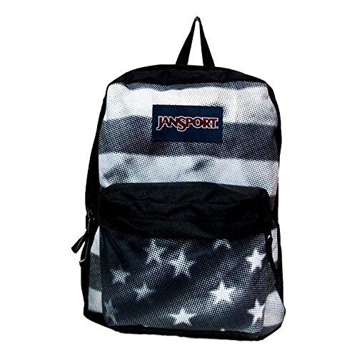 JANSPORT Super Break Backpack Black Tonal USA T5010LC Schoolbag JANSPORT Bags