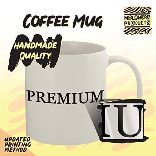 #debit - 11oz Hashtag White Coffee Mug