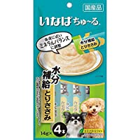 ちゅ~る犬用 水分補給 とりささみ[ちゅーる] 14g×4本