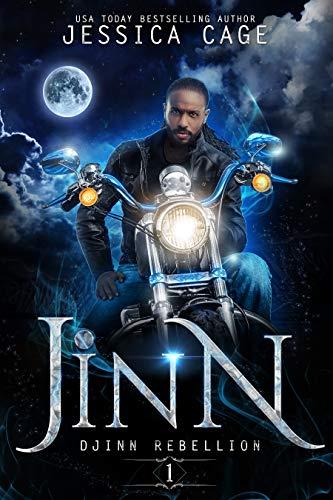 Amazon.com: Jinn (Djinn Rebellion Book 1) eBook: Cage, Jessica ...