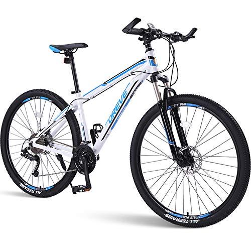 JXJ 29 Pulgadas Bicicleta Montaña Suspensión Completa 33 Velocidades Doble Freno Disco...