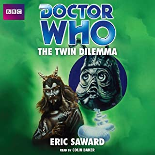 Doctor Who: The Twin Dilemma cover art