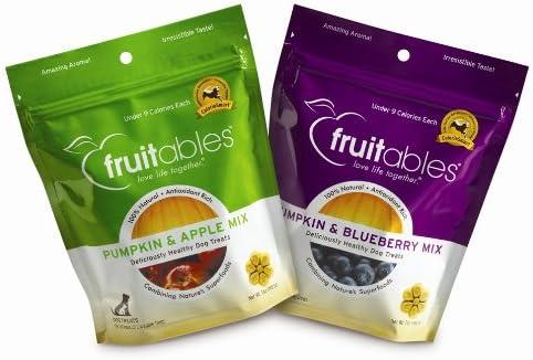 Fruitables Pumpkin Apple Blueberry shop Sale price Crunchy Do Baked