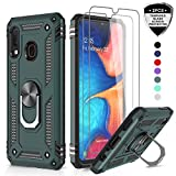 LeYi for Samsung Galaxy A20e Case and Tempered Glass Screen