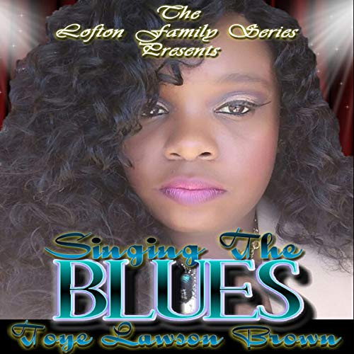 Singing the Blues audiobook cover art