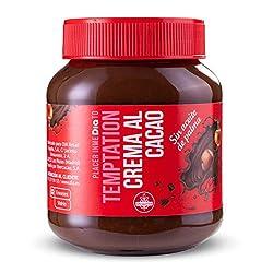 DIA TEMPTATION crema al cacao con avellanas frasco 400 gr