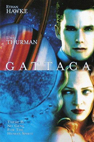 Poster Gattaca Movie 70 X 45 cm