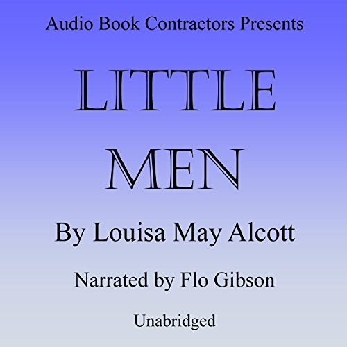 Little Men audiobook cover art