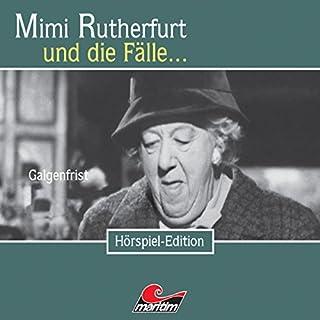 Galgenfrist (Mimi Rutherfurt 16) Titelbild